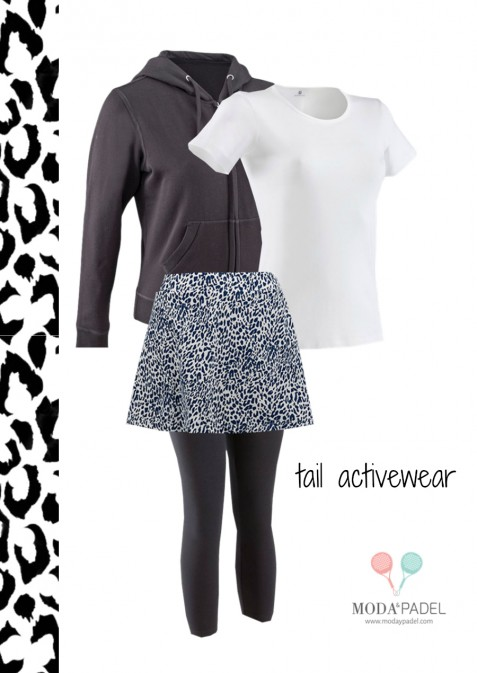 10 FALDA TAIL ACTIVEWEAR
