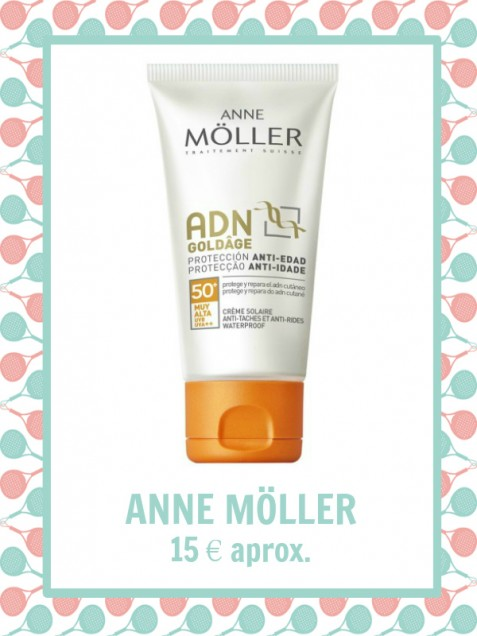 1 ANNE MOLLER SUN PROTECTION