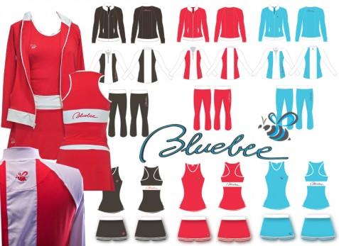 bluebee padel 3