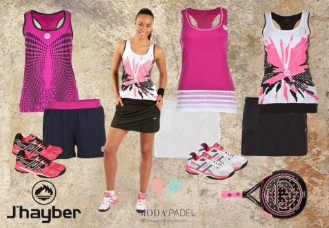 ropa padel jhayber 2